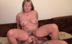 Grandma will make you crave her pussy