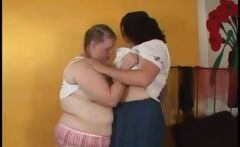Fat Lesbian Girls Playing