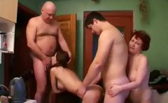 Singers fuck in a great orgy