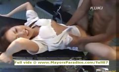 Yua Aida innocent Chinese nurse enjoys lots of sex