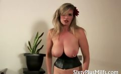 Hardcore mature with big firm boobs