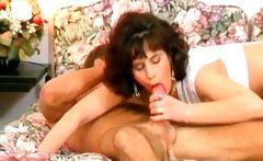 Horny And Hot Mature Brunette Gets Wet