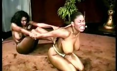 Afro Zulu Big Titty Hoes Nude Fight