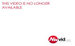 Sexy blonde slut gets horny rubbing